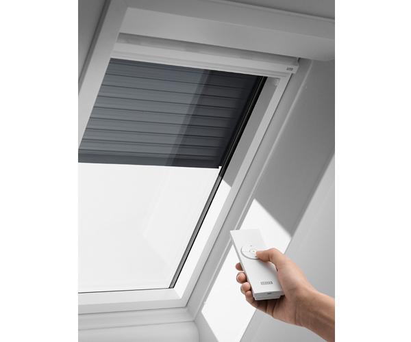 мансардні автономні вікна Velux Solar Ggl 307030 Cr02 55х78