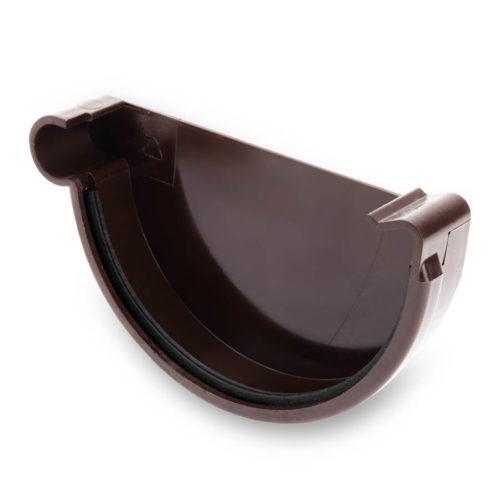 Заглушка-ринви-права-ПВХ-130-темно-коричнева