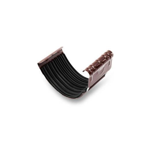 RS-120-Зєднувач-ринви.-Galeco-СТАЛЬ-шоколадно-коричневий