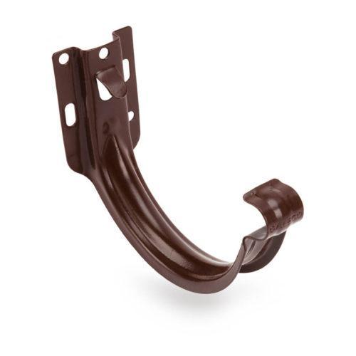 RS-120-Кронштейн-ринви-універсальний-сталь.-Galeco-СТАЛЬ-шоколадно-коричневий