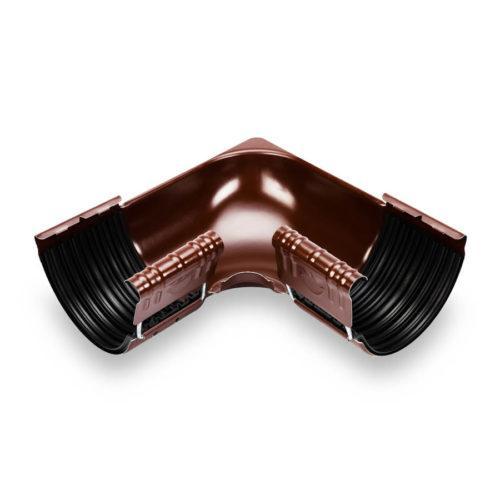 RS-120-Кут-внутрішній-90гр-сталь.-Galeco-СТАЛЬ-шоколадно-коричневий