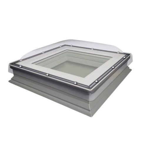 Вікно FAKRO DХC-C P2 для плаского даху невідкривальне